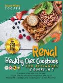 Renal Healthy Diet Cookbook for Beginners