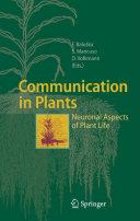 Communication in Plants