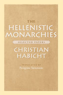 The Hellenistic Monarchies