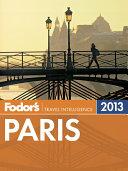 Fodor's Paris 2013