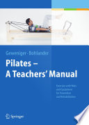 Pilates     A Teachers    Manual