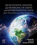 Quantitative Analysis And Modeling Of Earth And Environmental Data Book PDF