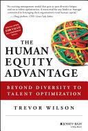Pdf The Human Equity Advantage