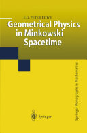 Geometrical Physics in Minkowski Spacetime