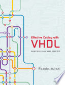 Effective Coding with VHDL Book