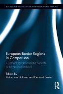 European Border Regions in Comparison