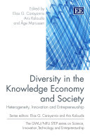 Diversity in the Knowledge Economy and Society