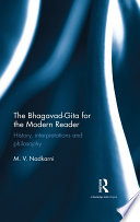 The Bhagavad Gita for the Modern Reader Book