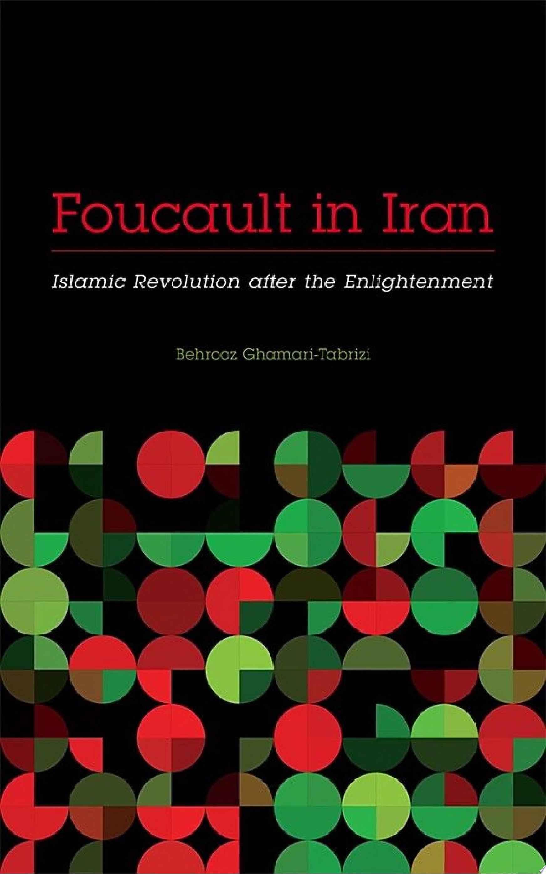 Foucault in Iran