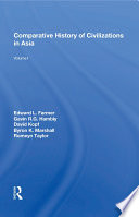 Comparative History Of Civilizations In Asia
