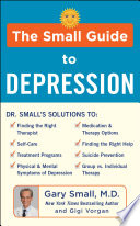 The Small Guide to Depression