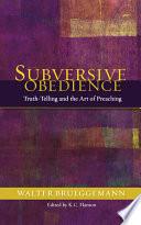 Subversive Obedience