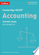 Cambridge IGCSE® Accounting