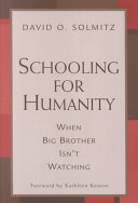 Schooling for Humanity