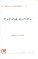 Classical Hinduism