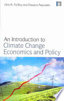 An Introduction To Climate Change Economics And Policy