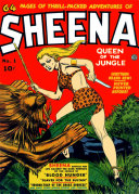 Sheena Queen of the Jungle, Number 1, Blood Hunger Pdf/ePub eBook
