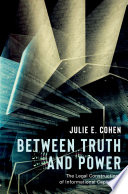 Between Truth and Power Pdf/ePub eBook