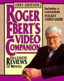 Pdf Roger Ebert's Video Companion