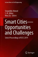 Smart Cities   Opportunities And Challenges