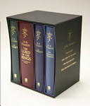 The J. R. R. Tolkien Deluxe Edition Collection