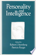 Personality and Intelligence Book