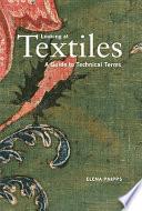 Looking At Textiles Book PDF