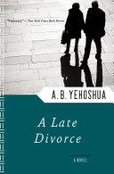 A Late Divorce Pdf/ePub eBook