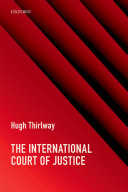 The International Court of Justice Pdf/ePub eBook