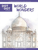 World Wonders   Dot to Dot Puzzle  Extreme Dot Puzzles with Over 15000 Dots