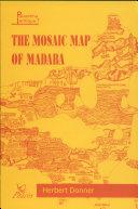 The Mosaic Map of Madaba