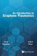 An Introduction to Graphene Plasmonics Book
