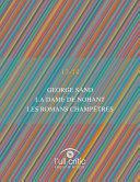Pdf George Sand. La Dame de Nohant. Les romans châmpetresa Telecharger