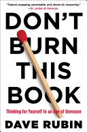 Don't Burn This Book Pdf/ePub eBook