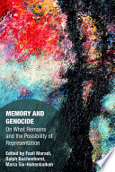 Memory and Genocide
