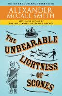 The Unbearable Lightness of Scones Book