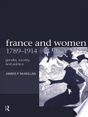 France and Women  1789 1914