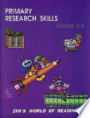 Primary Research Skills Book
