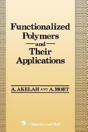 Functionalized Polymers And Their Applications Book PDF
