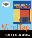 Looking Out  Looking in   Mindtap Speech  1 Term 6 Month Printed Access Card