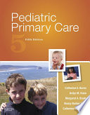 Pediatric Primary Care   E Book Book
