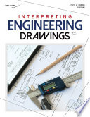Interpreting Engineering Drawings  6th ed   Canadian ed