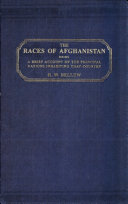The Races of Afghanistan