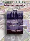 Annual Editions: Macroeconomics 05/06