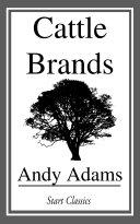 Cattle Brands Pdf/ePub eBook