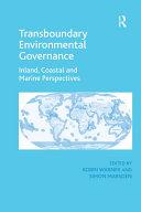 Transboundary Environmental Governance