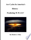 Are Cycles In America S History Predicting W W 111