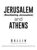 Jerusalem {Resiliating Jerusalem} and Athens ebook