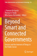 Beyond Smart and Connected Governments