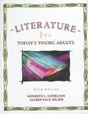Literature for Today s Young Adults